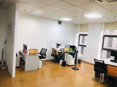 转租南部商务区合和国际90平两隔间房租3500元