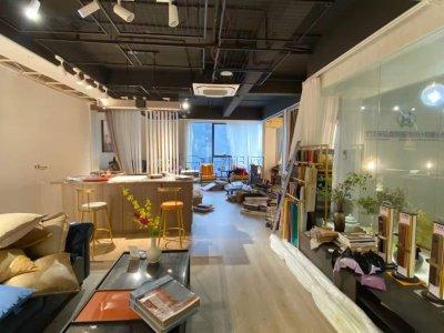 和荣大厦140平米办公室出租年租金85000