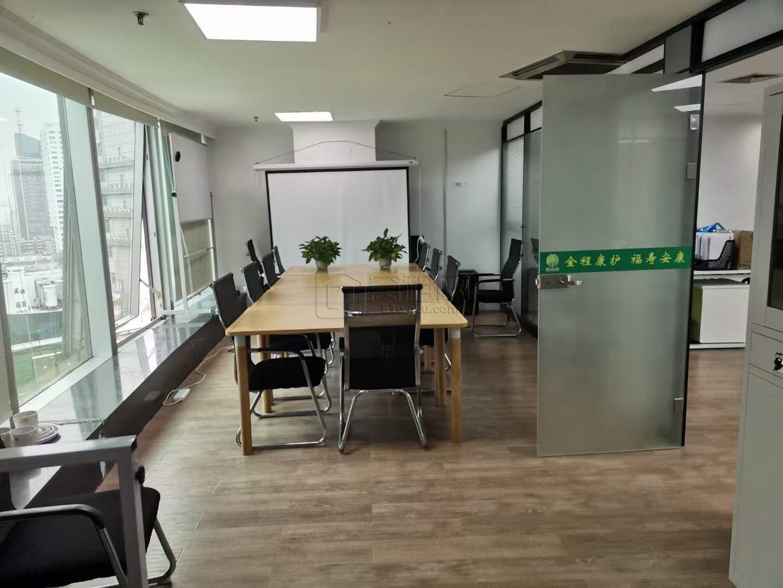 华联写字楼185平米办公室出租